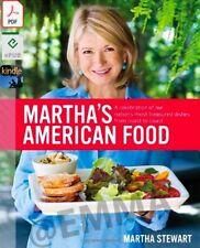 Martha's American Food: A Celebration of Our Nation by Martha Stewart (DIGITAL)