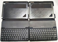 Logitech iPad Air 2 Canvas KeyboardCase For 820-007564 Lot Of 2 For Parts Only