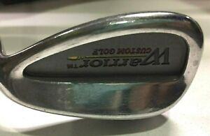 Warrior Golf Lob Wedge. 60 Degrees. Tour 3.1 Graphite Shaft. Regular flex