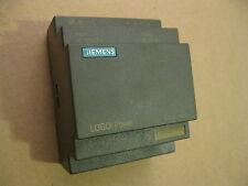 Siemens 6EP1311-1SH01, Input 120/230V AC, Output 5V/3A DC