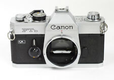 SLR Canon FTb QL Camera Body Only No.327082