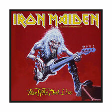 Iron Maiden - Fear of the Dark Live - Standard Patch [CD]