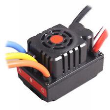 FVT 80A Brushless Sensored/Sensorless RC Car ESC 2-6S 1/10  US SELLER 80 AMP