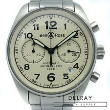 Bell and Ross BR126-94 Chronograph