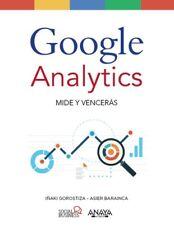 Google Analytics. Mide y Vencerás. NUEVO. Nacional URGENTE/Internac. económico.