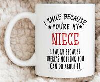 Niece Gifts Niece Mug Best Niece Gift Niece Birthday Gift Niece Coffee Mug
