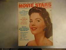 Natalie Wood James Dean Movie Stars Magazine Aug 1956 #M1937