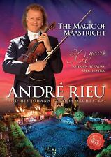 ANDRE RIEU - THE MAGIC OF MAASTRICHT - NEW DVD
