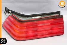 96-98 Mercedes R129 SL320 SL500 Left Driver Side Tail Light Taillight Lamp OEM