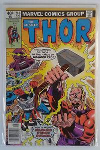 Thor #286 (1979) Marvel 8.5 VF+ Comic Book