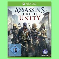 Assassin's Creed: AC Unity Xbox One Download Code -Microsoft Ubisoft Game Key EU