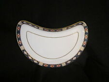 Royal Crown Derby KEDLESTON - Crescent Salad Plate - BRAND NEW