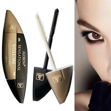 MASCARA VOLUME SENSATIONAL DOUBLE BROSSES NOIR + BLANC ALOBON