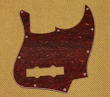 006-9953-000 Genuine Fender Squier 3 Ply Tortoise Jazz J Bass Pickguard