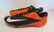 Nike Vapor Pro Low TD Cleveland Browns Football Cleats 15 Orange/Brwn 544760 208