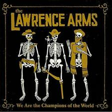 The Lawrence Arms - We Are The Champions Of The World (NEW CD)