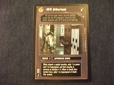 Star Wars CCG A New Hope Limited R3-T6