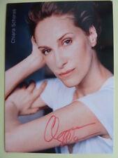 Chiara Schoras - Autogrammkarte I
