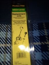 Poulan Pro Weed Eater Replacement Line, have 3 in boxes 12 of them in bag 10lose