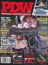 Personal Defense World -  August / September 2021  Women's Self Defense