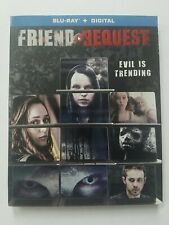 Friend Request (bluray with digital code)