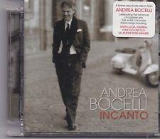 Andrea Bocelli-Incanto cd album