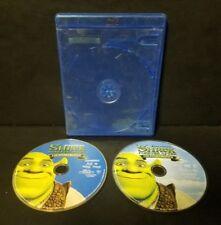 Shrek Forever After (Blu-ray/DVD, 2010, 2-Disc Set)