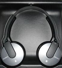 Sony MDR-ZX550BN Bluetooth Wireless On-Ear Headphones - Black