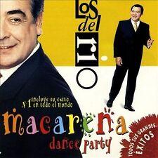 Los Del Rio : Macarena Dance Party CD