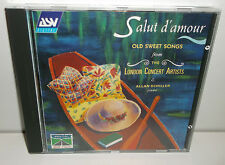 CD WHL 2070 Salut D'Amor Old Sweet Songs From The London Concert Artists