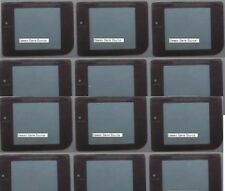 20 Gray Screens + 6 Play it loud For Game Boy Original + 4 Gameboy Pocket screen