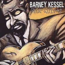"Barney Kessel ""Blue Guitar"" CD! BRAND NEW! STILL SEALED! ONLY COPY ON eBAY!"