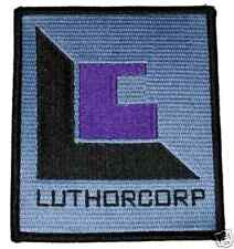 Smallville logo Luthorcorp Ecusson brodé Luthorcorp logo patch