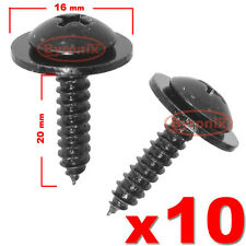 HONDA WHEEL ARCH LINING INNER WING TRIM SPLASHGUARD MUDGUARD SELF TAPPING SCREWS