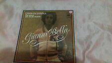 gianni bella-single chante espagnol-voir photos