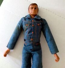 KENNER 1973 SIX MILLION DOLLAR MAN MAJOR STEVE AUSTIN LOOSE FIGURES 2