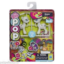 Hasbro My Little Pony POP It Zecora Style Kit