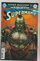 DC COMICS SUPERMAN #12 FEBRUARY 2017 REBIRTH 1ST PRINT NM