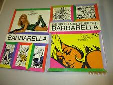 Barbarella & Die Neuen Abenteuer der Barbarella  HC