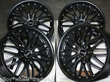 "18"" MB 190 ALLOY WHEELS FITS RENAULT VOLVO PEUGEOT MERCEDES BENZ 5X108 ONLY"