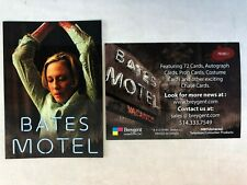 CHEAP PROMO CARD: Bates Motel Season 1 Breygent #2 ONE SHIP FEE PER ORDER