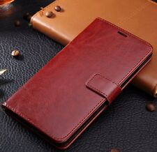 Vintage Retro Leather Diary Stand Wallet Flip Cover for Samsung Galaxy A9 Pro