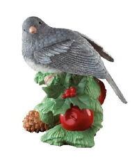 Lenox 2012 ANNUAL CHRISTMAS DARK EYED JUNCO BIRD - NEW