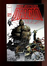 SAVAGE DRAGON 22(9.4)(NM)AUTO/ ERIK LARSEN W/COA-MUTANT NINJA TURTLES(b029)