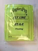 AIRFLO DOUBLE TAPER DT-6-F FLY LINE SALMON