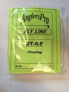 AIRFLO DOUBLE TAPER DT-6-F FLY FISHING LINE SALMON - 2 LINES PER ORDER