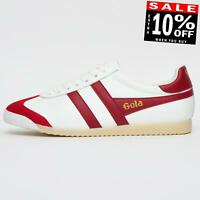 Gola Classics Harrier Men's Causal Retro Vintage 50th Anniversary Trainers White