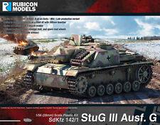 Bolt Action Rubicon Models StuG III Ausf G German Assault Gun 1/56 scale New!