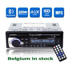 Bluetooth Coche Radio Estéreo reproductor de unidad principal MP3/USB/SD/AUX/FM