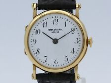 Patek Philippe Vintage Calatrava Manual Winding 18k Gold Lady